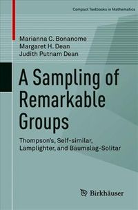 A Sampling of Remarkable Groups