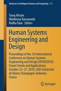 Human Systems Engineering and Design