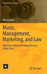 Music, Management, Marketing, and Law