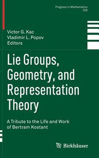 Lie Groups, Geometry, and Representation Theory