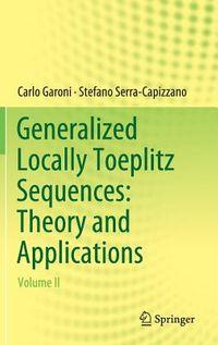 Generalized Locally Toeplitz Sequences