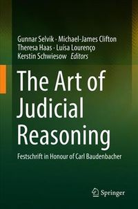 The Art of Judicial Reasoning