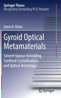 Gyroid Optical Metamaterials
