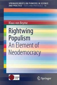 Rechtspopulismus - Ein Element Der Neodemokratie?