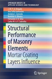 Structural Performance of Masonry Elements