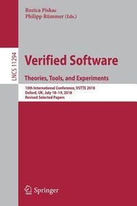 Verified Software