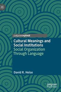 Cultural Meanings and Social Institutions