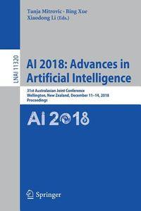 Ai 2018 - Advances in Artificial Intelligence