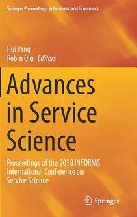 Advances in Service Science