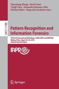Pattern Recognition and Information Forensics