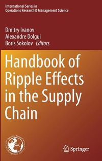 Handbook of Ripple Effects in the Supply Chain