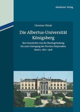 Die Albertus-universit?t K?nigsberg