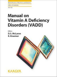 Manual on Vitamin a Deficiency Disorders Vadd