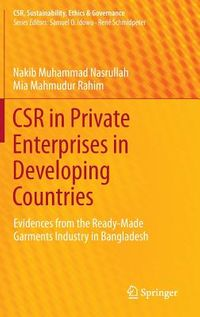 CSR in Private Enterprises in Developing Countries