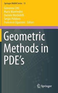 Geometric Methods in Pde?s