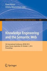 Knowledge Engineering and the Semantic Web