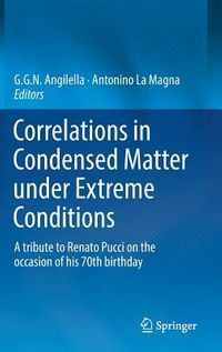 Correlations in Condensed Matter Under Extreme Conditions