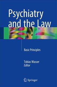 Psychiatry and the Law