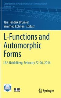 L-functions and Automorphic Forms