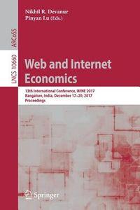 Web and Internet Economics