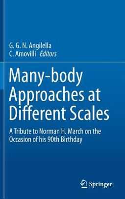 Many-body Approaches at Different Scales