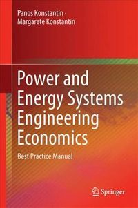 Power and Energy Systems Engineering Economics
