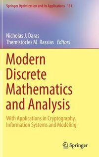 Modern Discrete Mathematics and Analysis