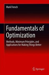 Fundamentals of Optimization