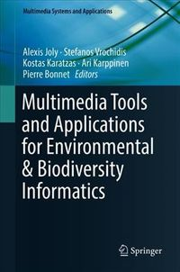 Multimedia Tools and Applications for Environmental & Biodiversity Informatics