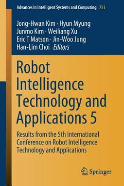 Robot Intelligence Technology and Applications
