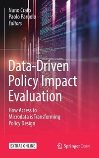 Data-Driven Policy Impact Evaluation