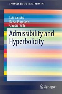 Admissibility and Hyperbolicity