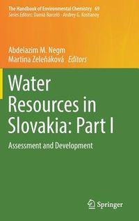 Water Resources in Slovakia