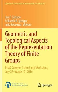 Geometric and Topological Aspects of the Representation Theory of Finite Groups