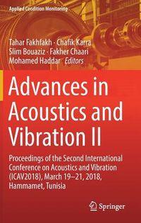 Advances in Acoustics and Vibration