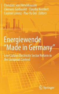 Energiewende Made in Germany