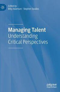 Managing Talent