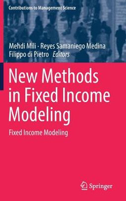 New Methods in Fixed Income Modeling
