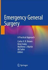 Emergency General Surgery