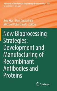 New Bioprocess Strategies + Ereference