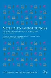 Materiality in Institutions