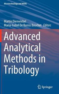 Advanced Analytical Methods in Tribology
