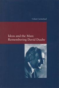 Ideas and the Man