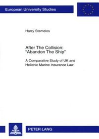 """After the Collision """"Abandon the Ship"""""""