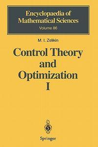 Control Theory and Optimization I