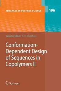 Conformation-dependent Design of Sequences in Copolymers
