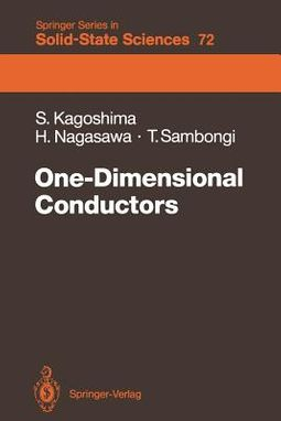 One-Dimensional Conductors
