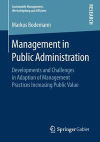 Management in Public Administration