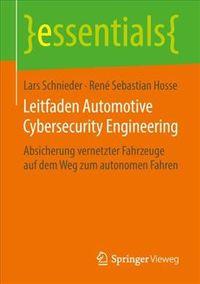 Leitfaden Automotive Cybersecurity Engineering