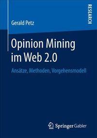 Opinion Mining Im Web 2.0